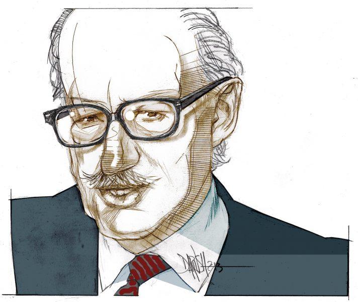 Nicolás Gómez Dávila di Dariush Radpour