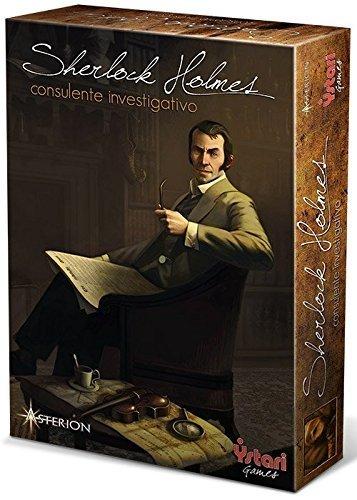 Sherlock Holmes scatola