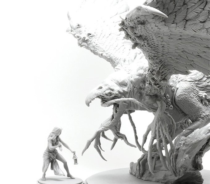 Kingdom Death Monster gioco narrativo
