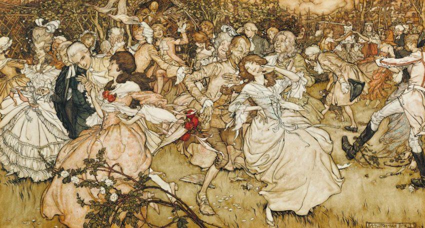 Arthur Rackham opera 1