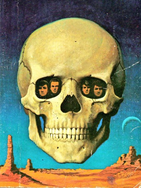 Il libro dei teschi the Book of skulls 1972