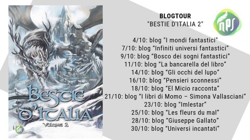 Blogtour Bestie d'Italia – Volume 2