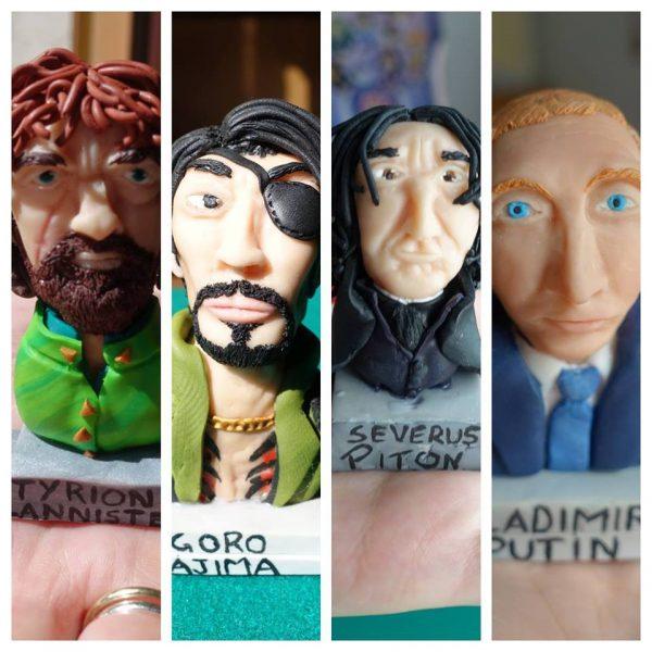 I Librosi busti personalizzati