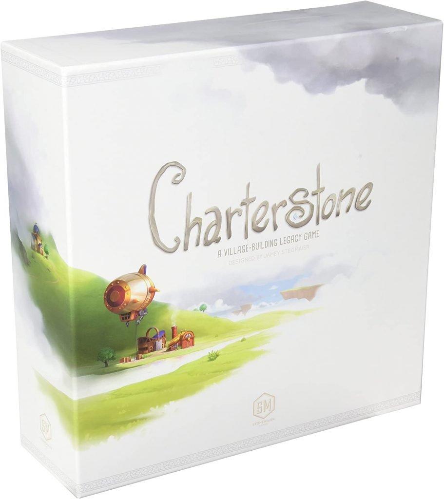 Charterstone, eurogame legacy