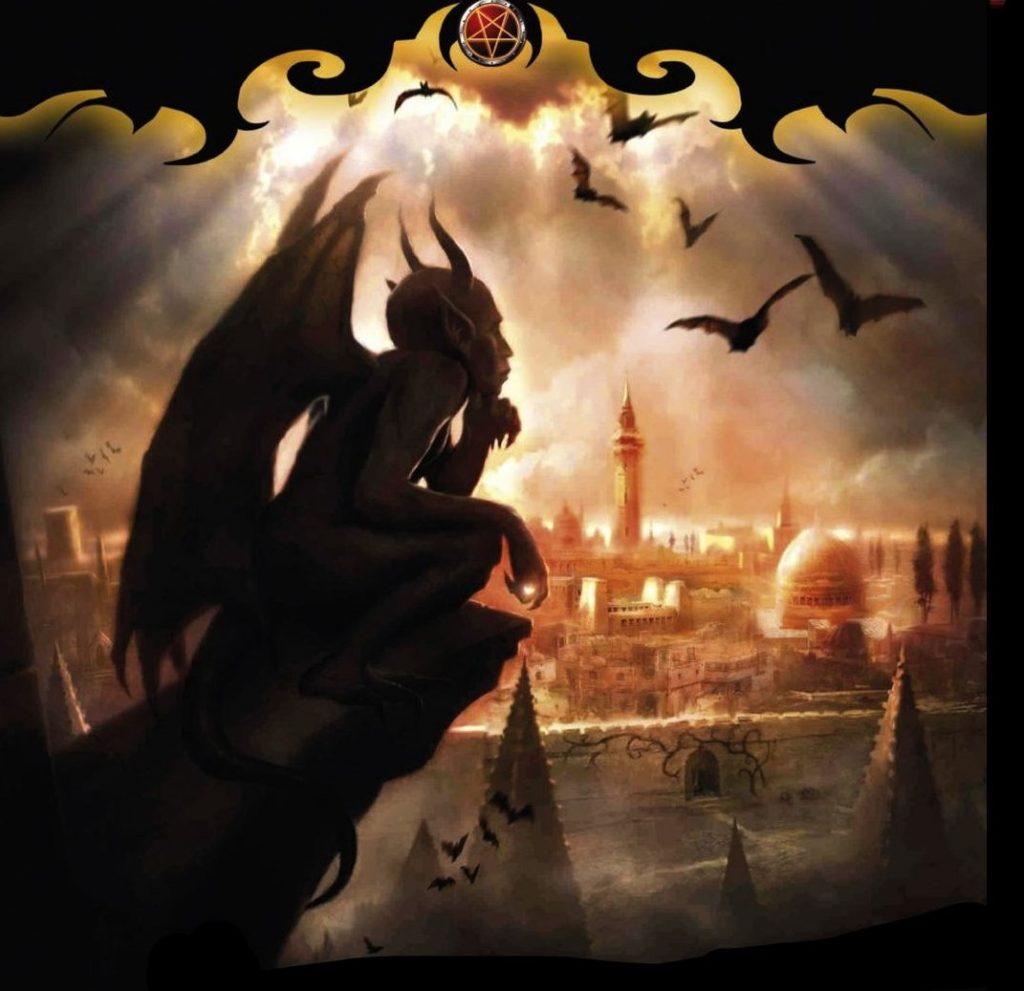 L'Anello di Salomone, da La Tetralogia di Bartimeus