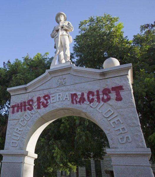 confederati razzismo