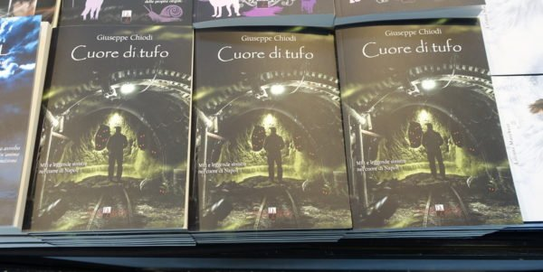 Cuore di Tufo Giuseppe Chiodi. DZ edizioni