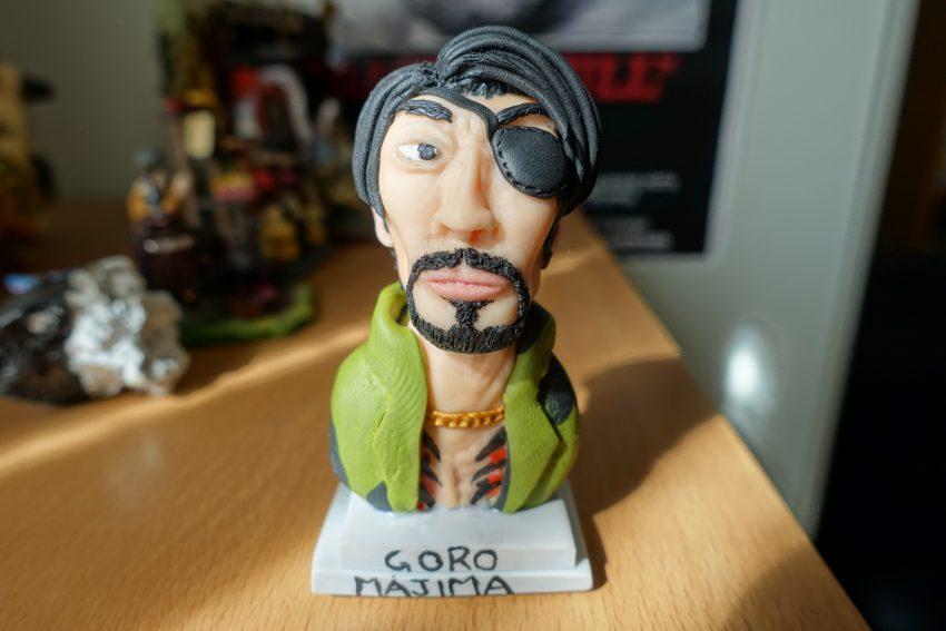I Librosi busto Goro Majima