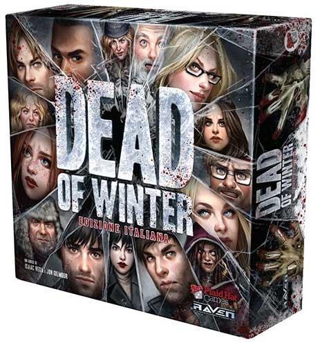 Dead of Winter gioco narrativo