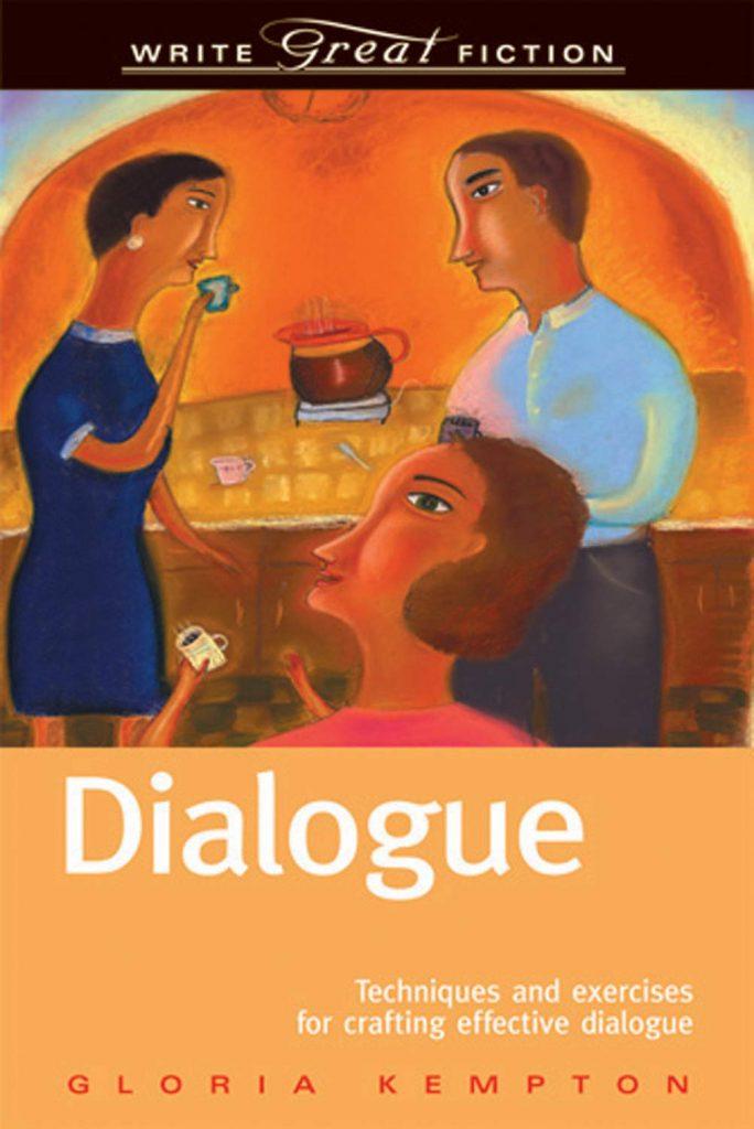 Dialogue, di Gloria Kempton. Manuale su come scrivere un dialogo
