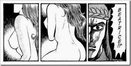 Divina Commedia Go Nagai