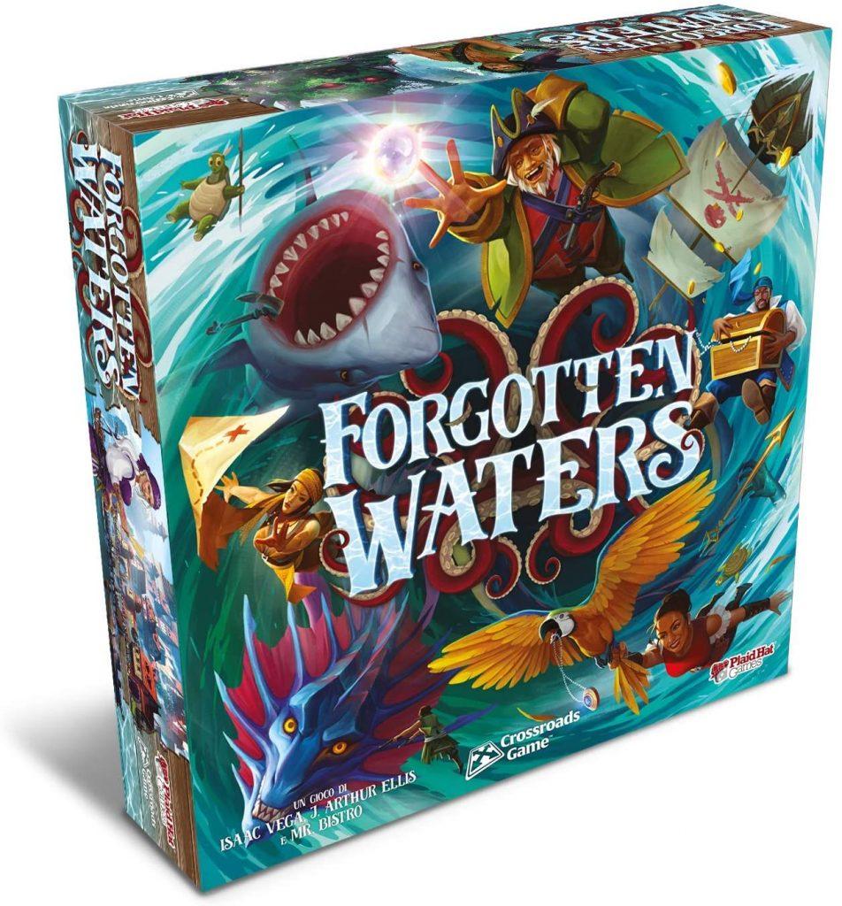 Forgotten Waters, gioco narrativo crossroad