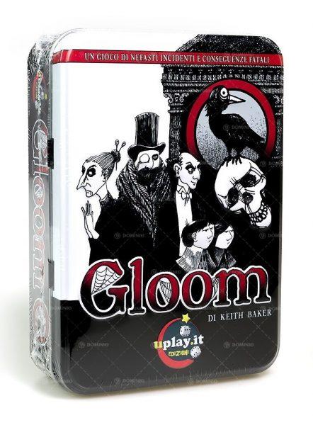 Gloom, gioco di carte deprimente