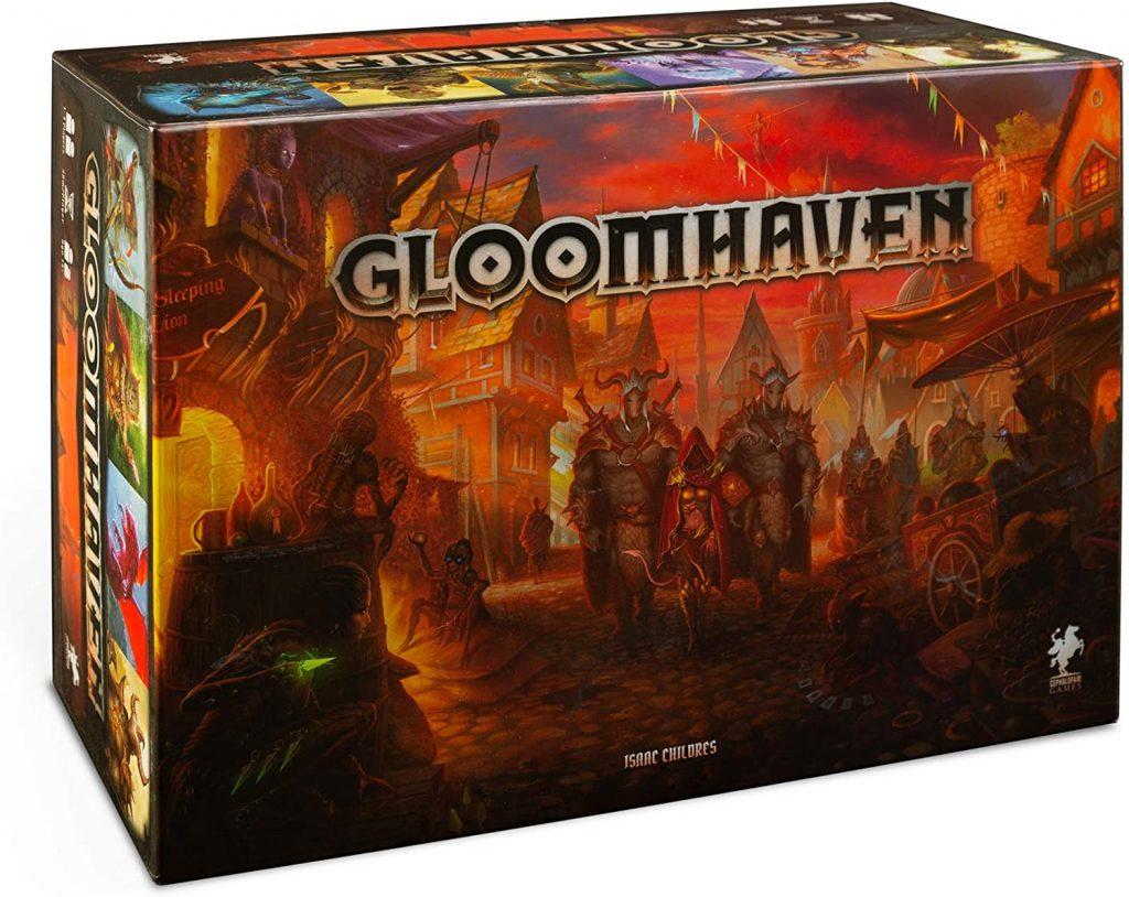 Gloomhaven, il gioco da tavolo numero uno