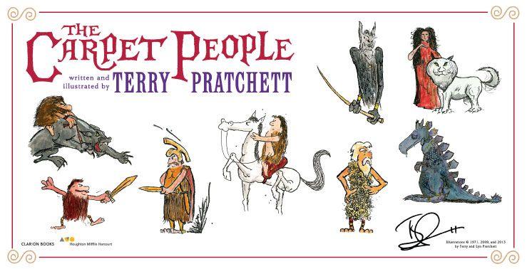Il Popolo del Tappeto, di Terry Pratchett