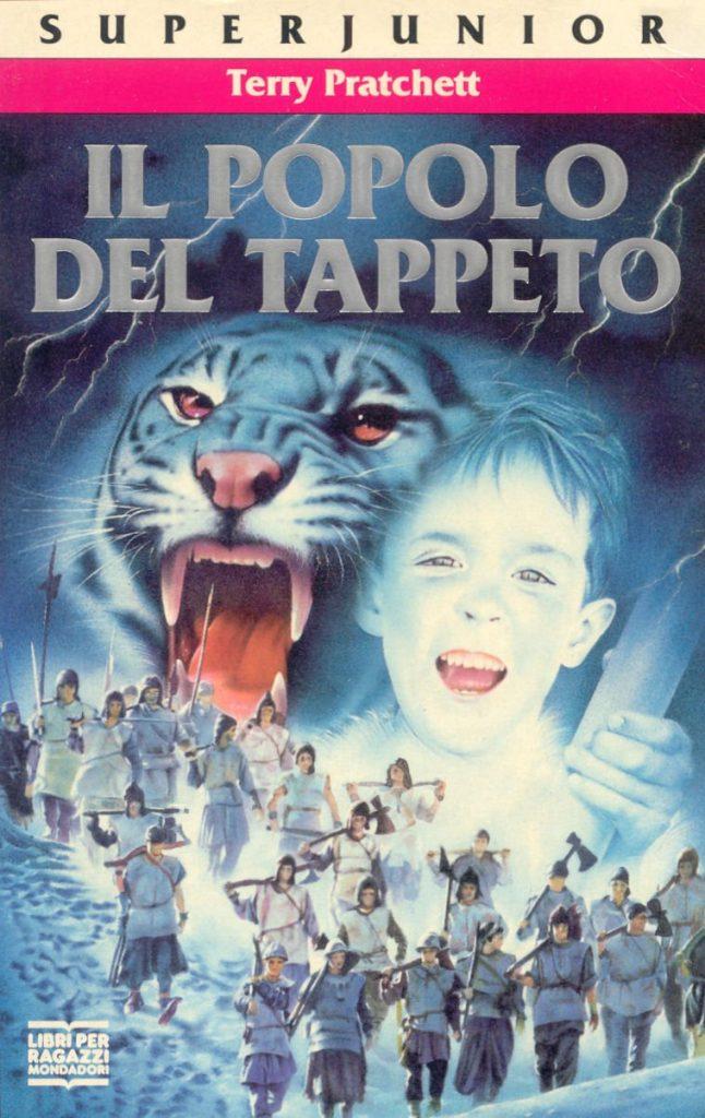 Il Popolo del Tappeto, di Terry Pratchett. Mondadori, 1992
