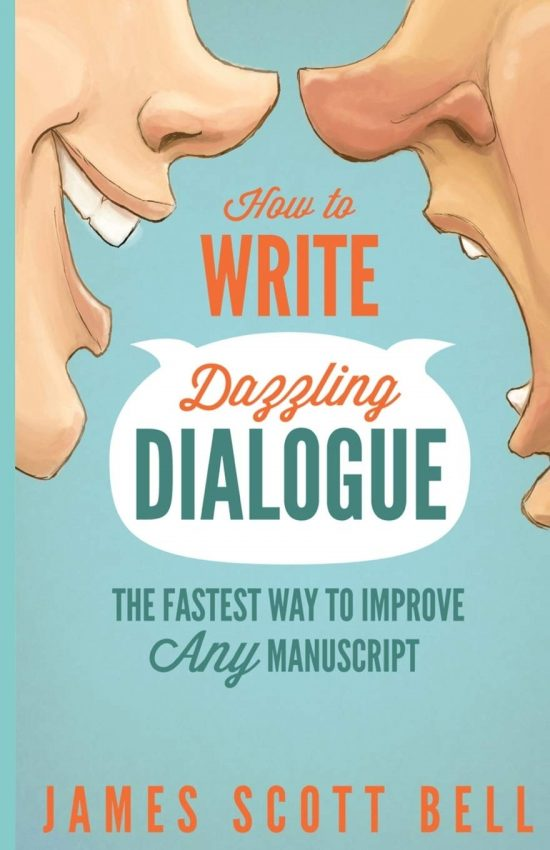 How to Write Dazzling Dialogue, di James Scott Bell. Come scrivere un dialogo brillante