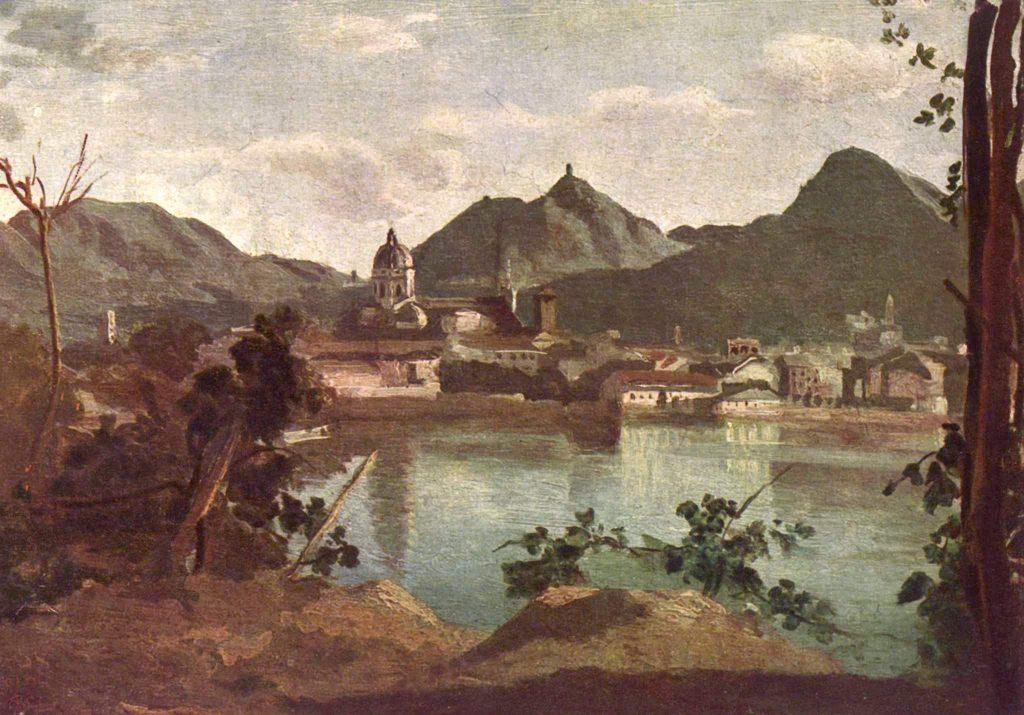 quel ramo del lago di como... Jean-Baptiste-Camille Corot