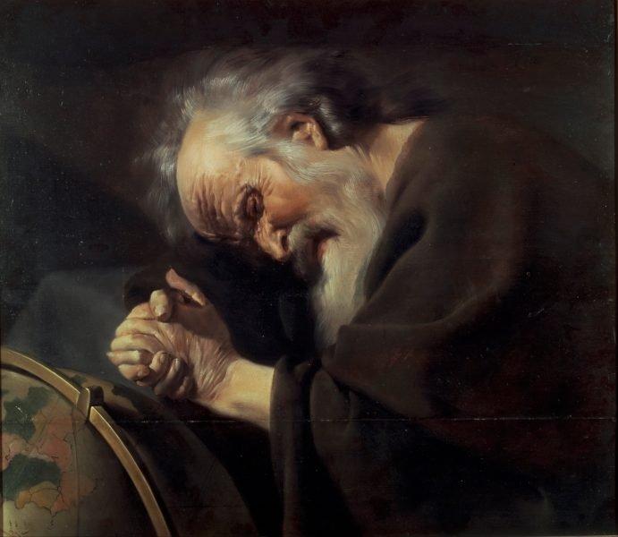 Eraclito Johannes Moreelse Saggio