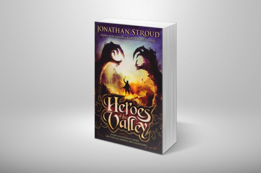 La Valle degli Eroi, libro