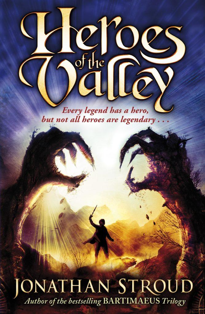 La Valle degli Eroi, di Jonathan Stroud. 2009. Doubleday