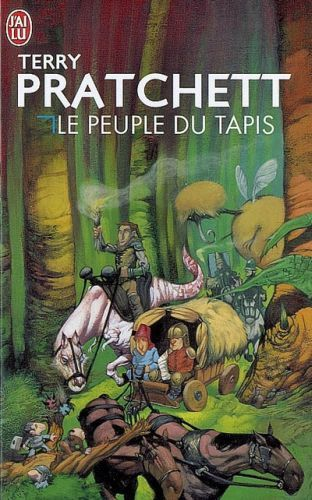 Le Peuple du Tapis, J'ai lu, 2009