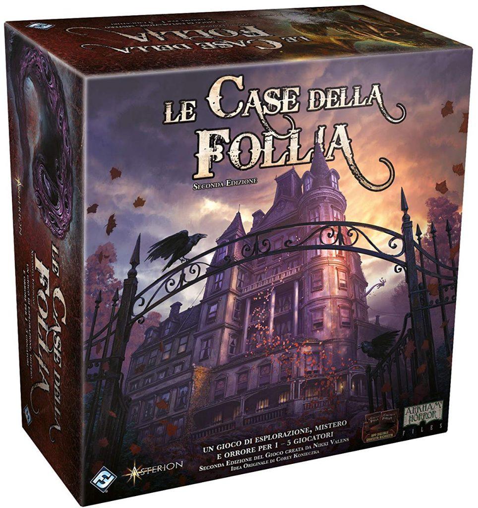 Le Case della Follia, giochi narrativi lovecraftiani