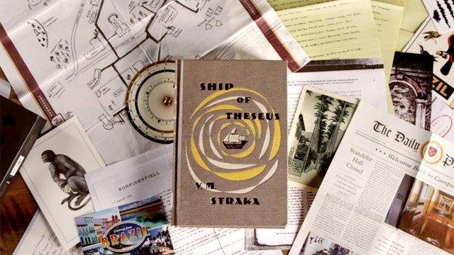 S. La Nave di Teseo, di VM Straka
