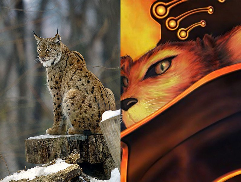 Lynx, uomo lince mannara