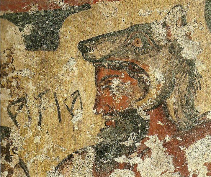 Aita. Tomba dell'Orco, Tarquinia