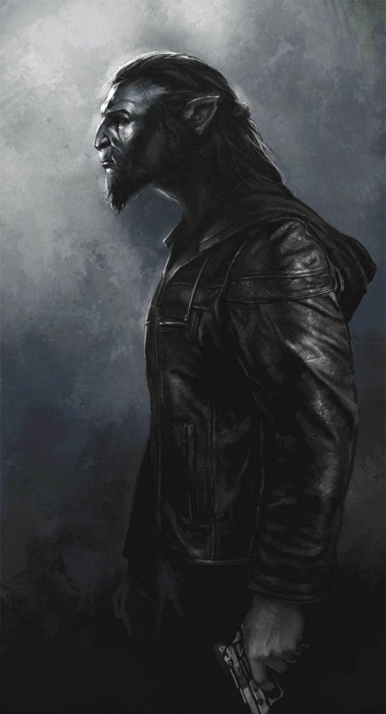 Werewolf, uomo lupo