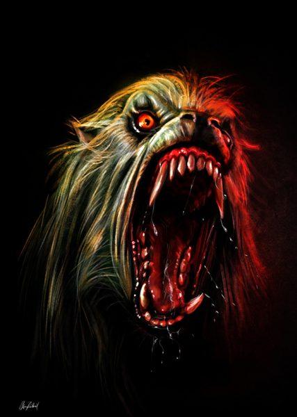 Werewolf, lupo mannaro
