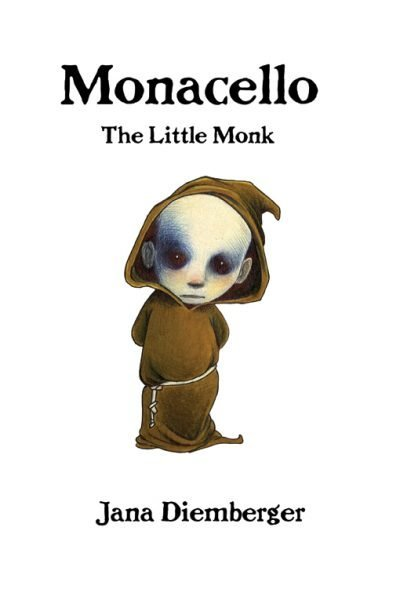 Monacello, the little monk