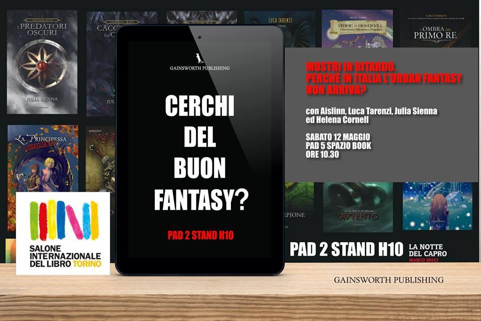 Mostri in ritardo. Perché Urban fantasy in italia non arriva?