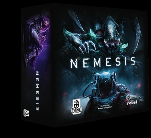 Nemesis, dungeon crawler di sopravvivenza e storie emergenti