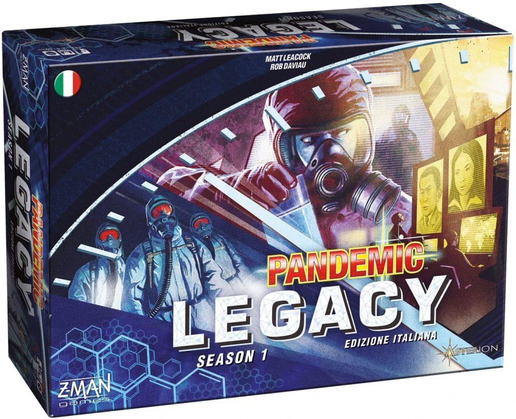 Pandemic legacy, giochi narrativi legacy
