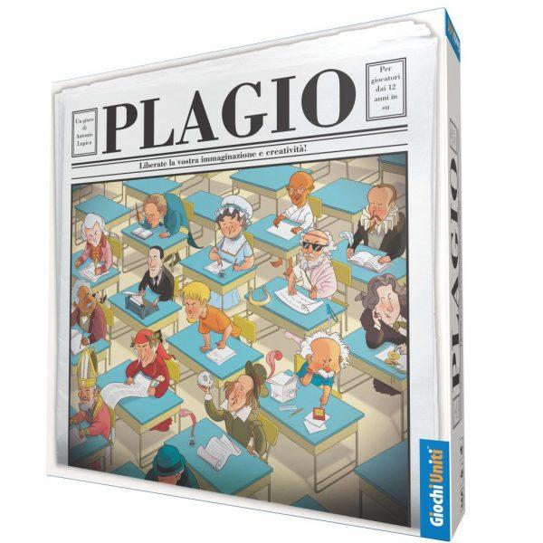 Plagio, gioco letterario di narrazione