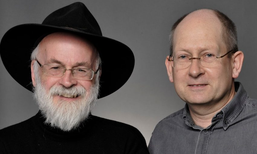 Terry Pratchett & Stephen Baxter