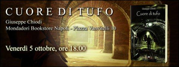 Presentazione Cuore di Tufo Mondadori Bookstore Napoli