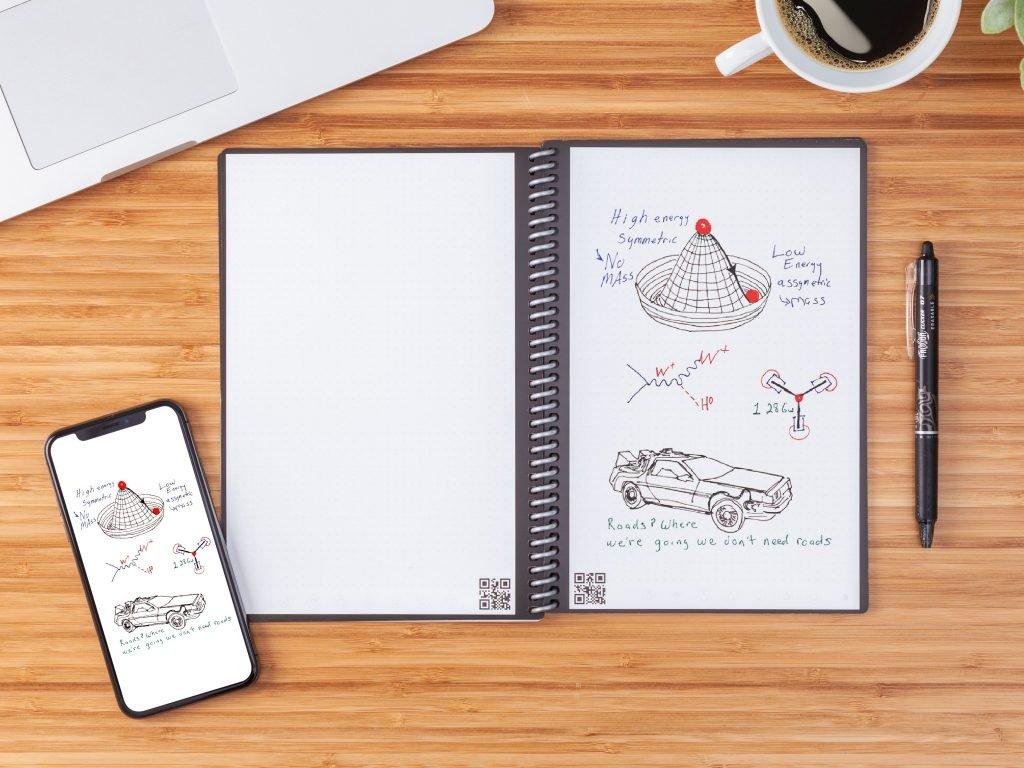 Rocketbook Everlast, strumento di scrittura