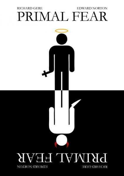 Schegge di Paura poster alternativo
