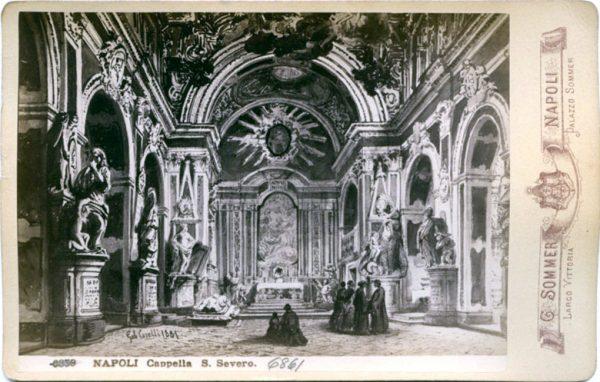 Il Mistero del Principe cappella Sansevero