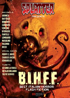 Splatter Flash fiction horror italiana