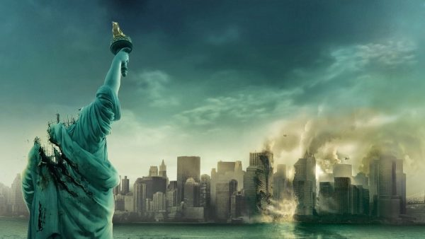 Distopia New York guerra civile