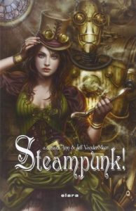 Steampunk!, Libra Fantastica, Elara