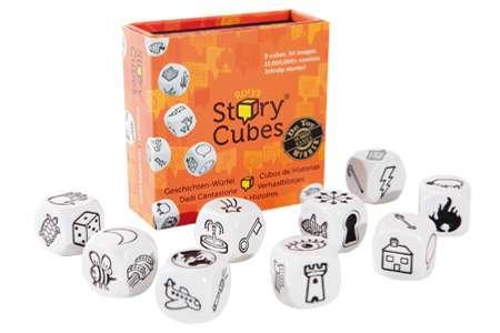 Story Cubes gioco di narrazione e storytelling