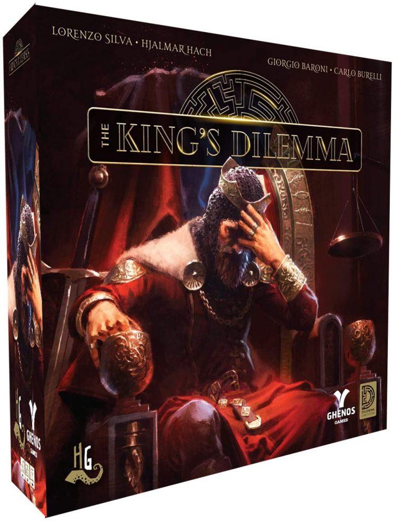 The King's Dilemma, gioco narrativo di negoziazioni e sotterfugi