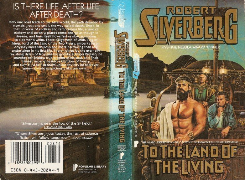 To the Land of the Living, 1990, Warner Books