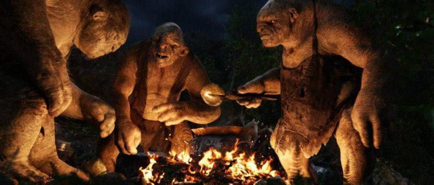 Troll delle pietre Lo Hobbit