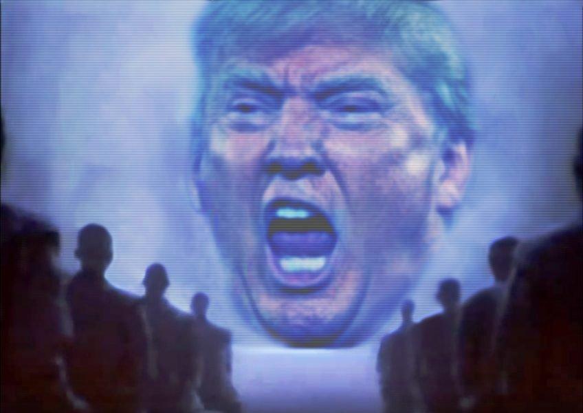 Donald Trump 1984